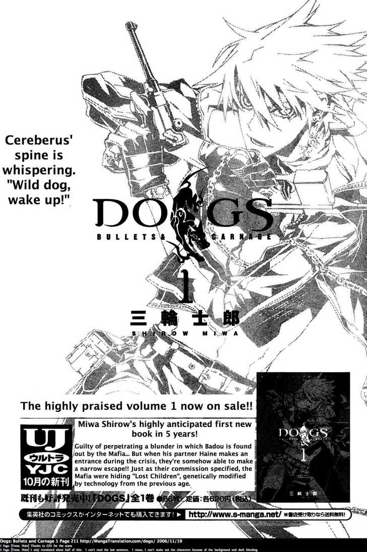 Dogs: Bullets & Carnage 13 Page 2