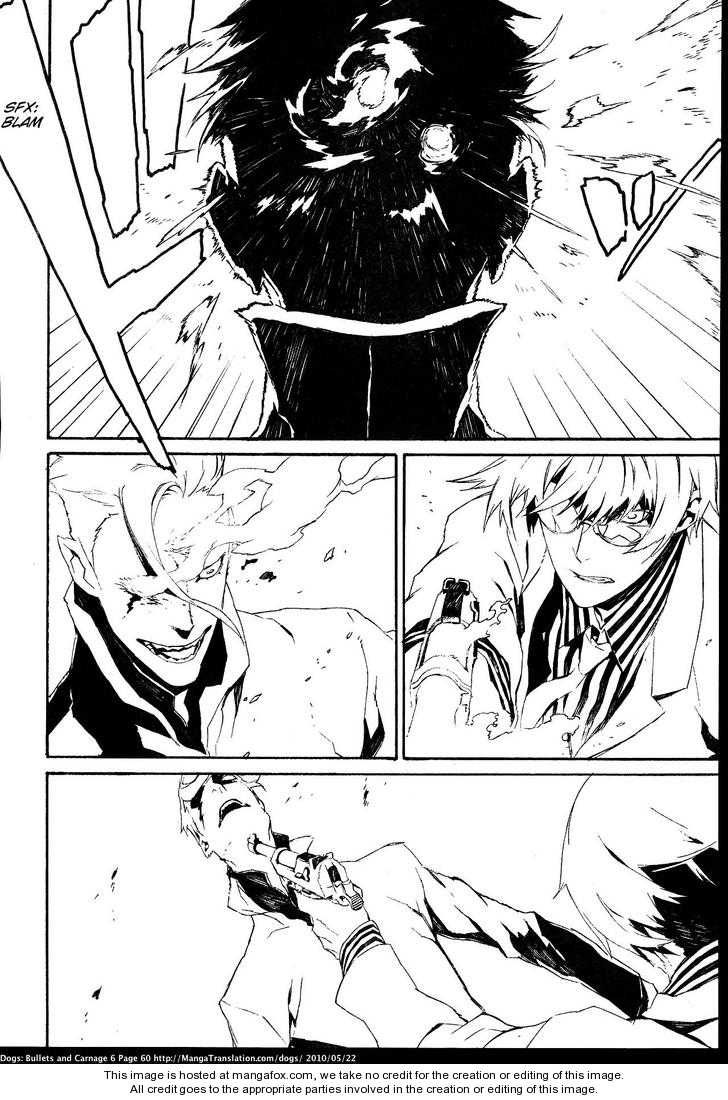 Dogs: Bullets & Carnage 51 Page 2