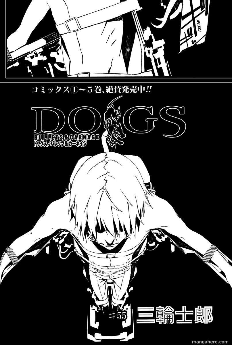 Dogs: Bullets & Carnage 55 Page 2