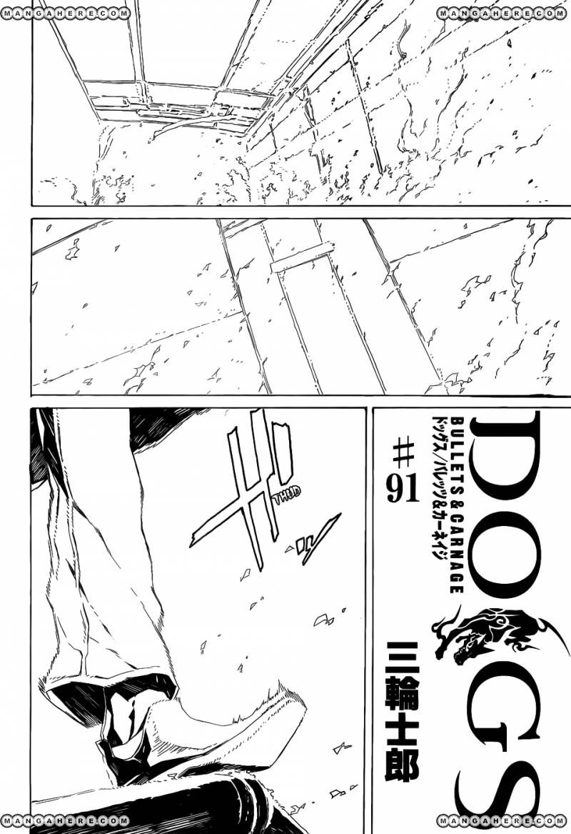 Dogs: Bullets & Carnage 91 Page 2