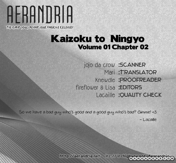 Kaizoku To Ningyo 2 Page 2