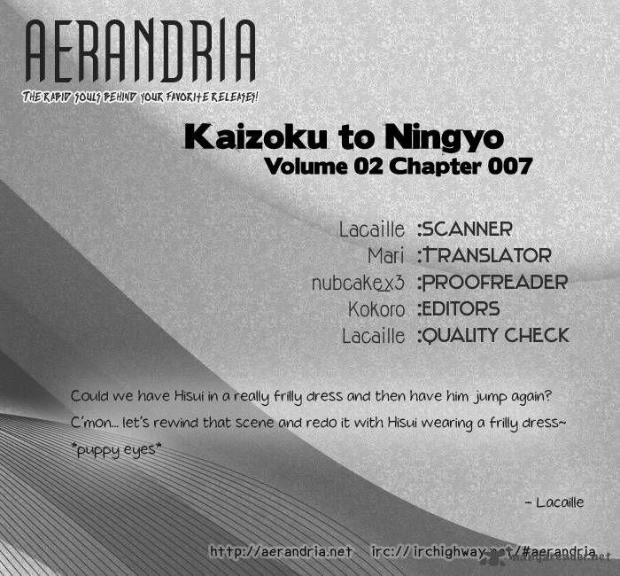 Kaizoku To Ningyo 7 Page 2