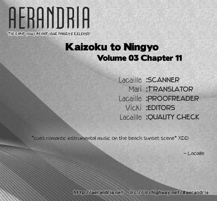 Kaizoku To Ningyo 11 Page 2