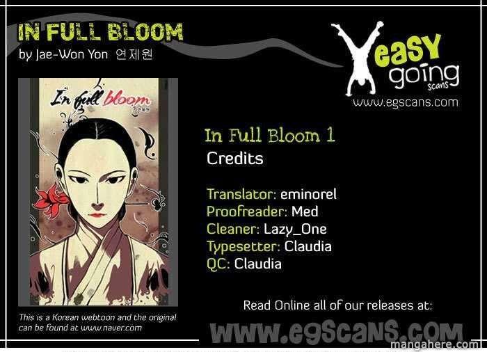 In Full Bloom Yon Jae Won 2 Page 1