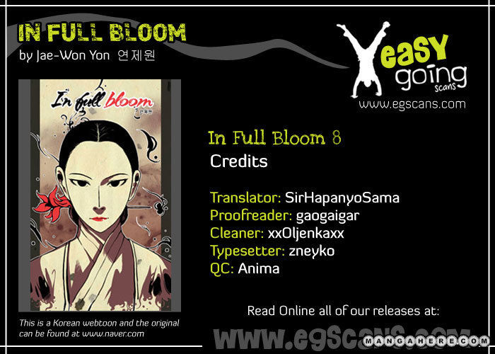 In Full Bloom Yon Jae Won 8 Page 1