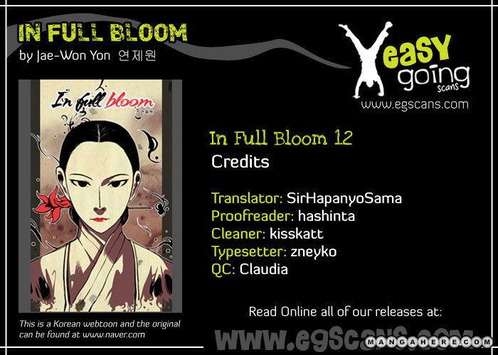 In Full Bloom Yon Jae Won 12 Page 1