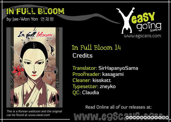 In Full Bloom Yon Jae Won 14 Page 1