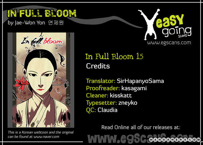 In Full Bloom Yon Jae Won 15 Page 1