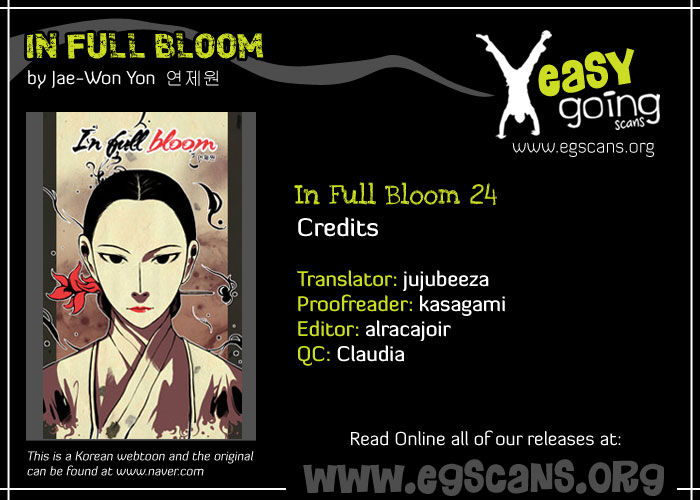 In Full Bloom Yon Jae Won 24 Page 1
