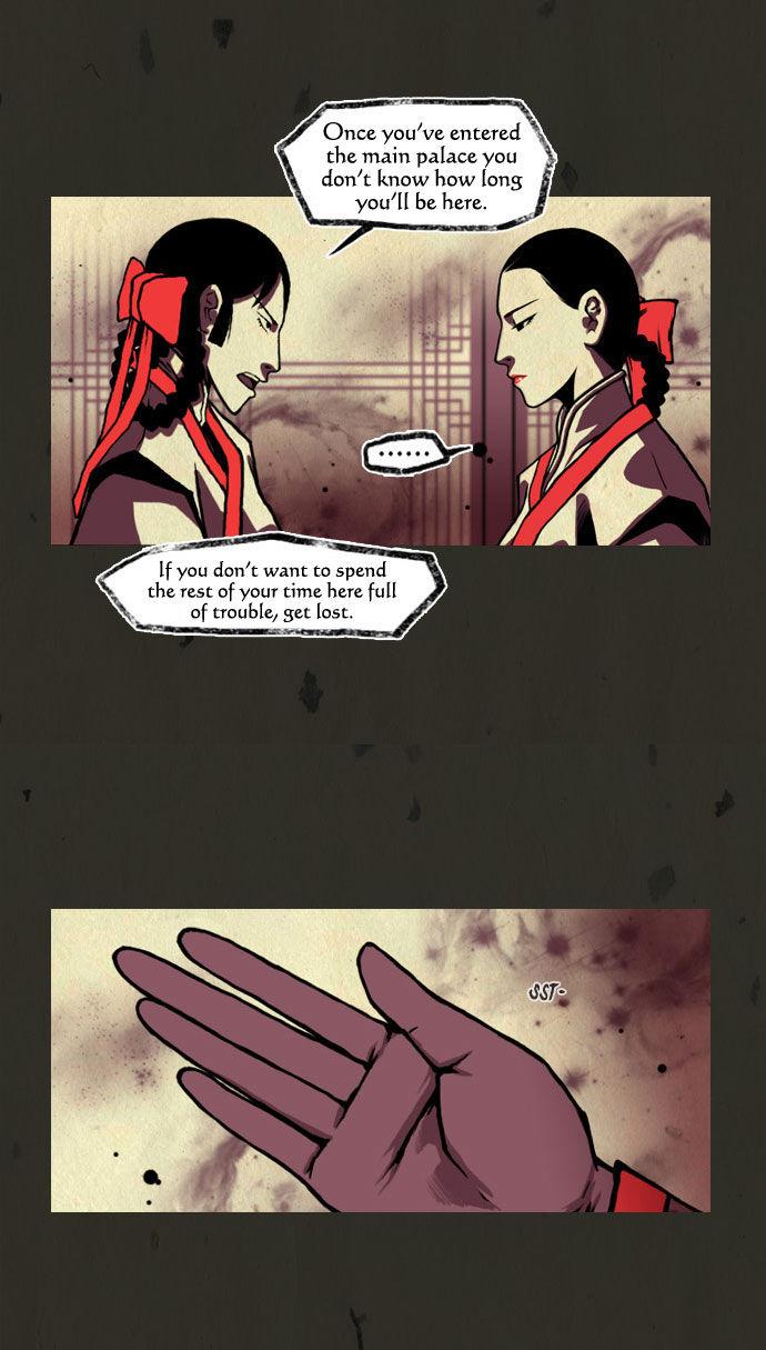 In Full Bloom Yon Jae Won 34 Page 2