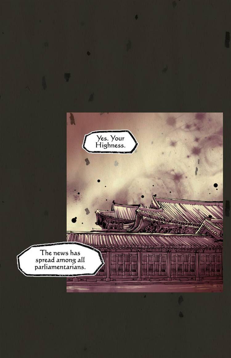 In Full Bloom Yon Jae Won 42 Page 1