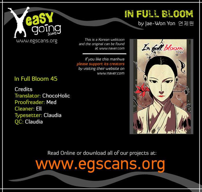 In Full Bloom Yon Jae Won 45 Page 1