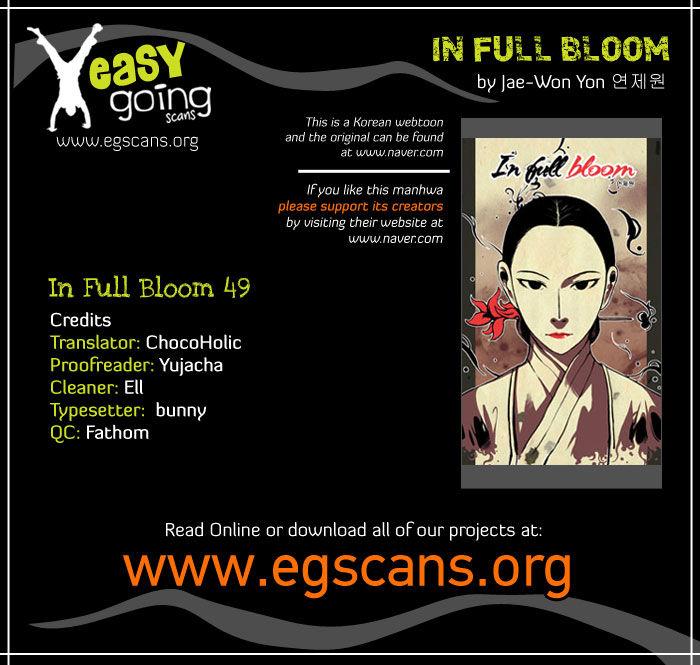In Full Bloom Yon Jae Won 49 Page 1