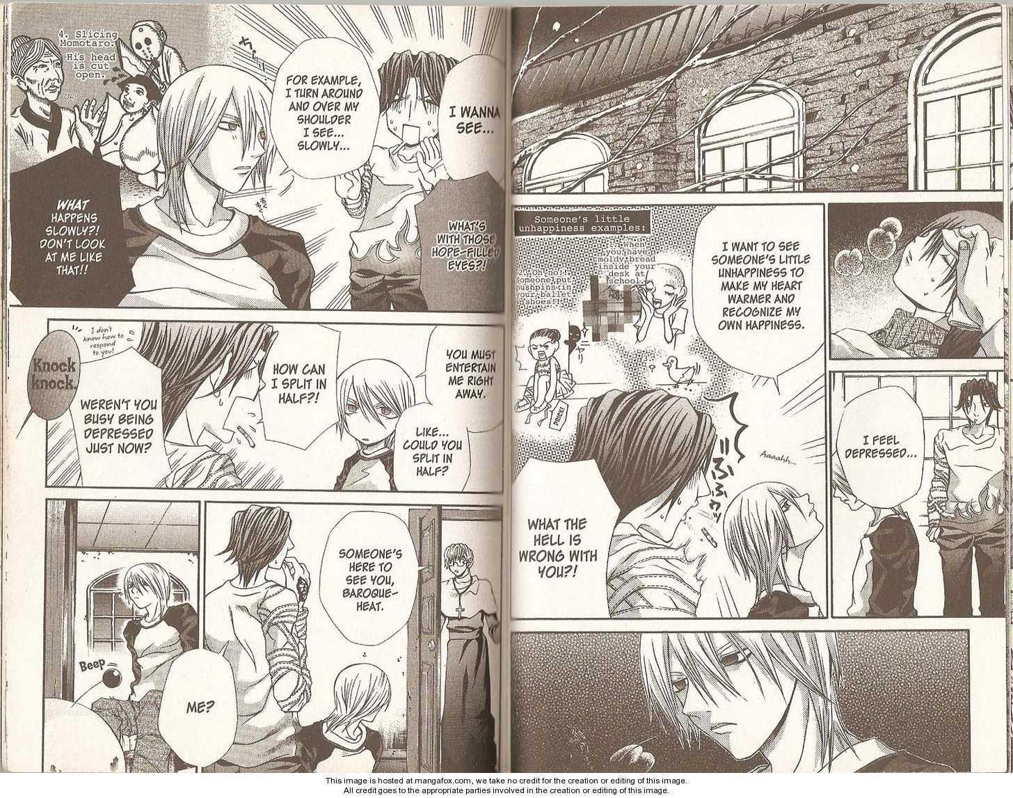 Hatenkou Yuugi 23 Page 2