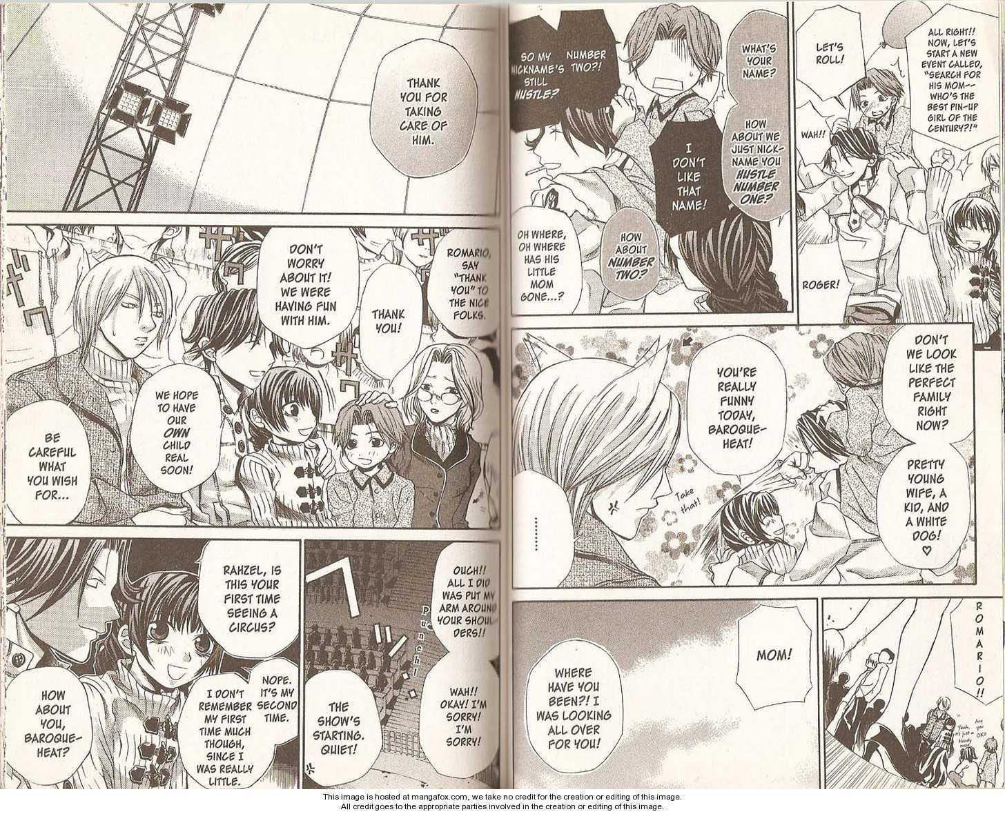 Hatenkou Yuugi 28 Page 2