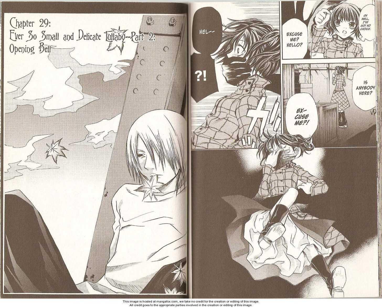 Hatenkou Yuugi 29 Page 1