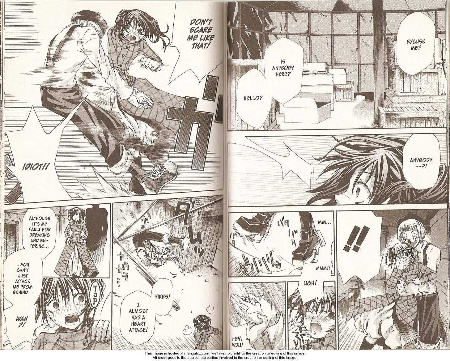 Hatenkou Yuugi 29 Page 2
