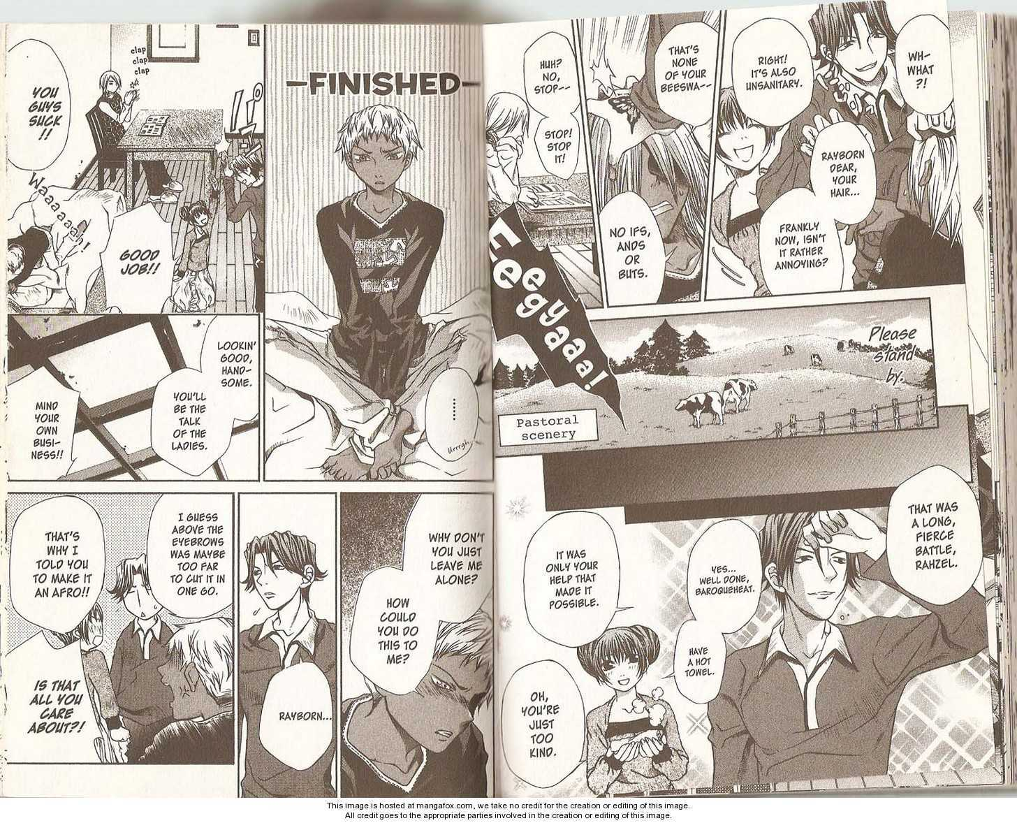 Hatenkou Yuugi 36 Page 3