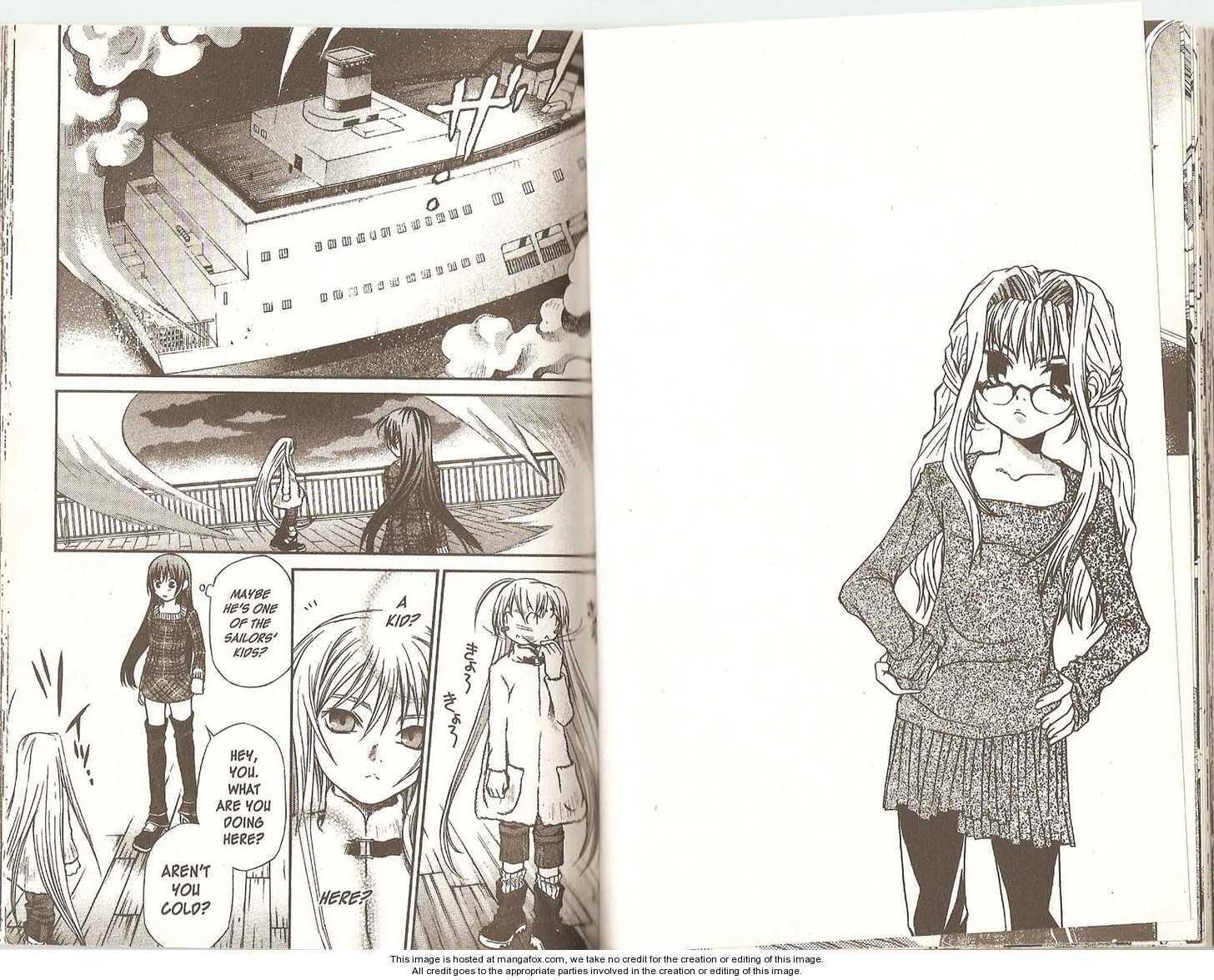 Hatenkou Yuugi 38 Page 2