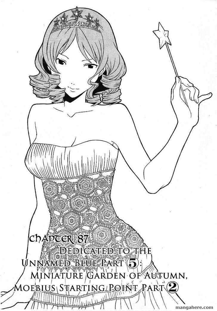 Hatenkou Yuugi 88 Page 1