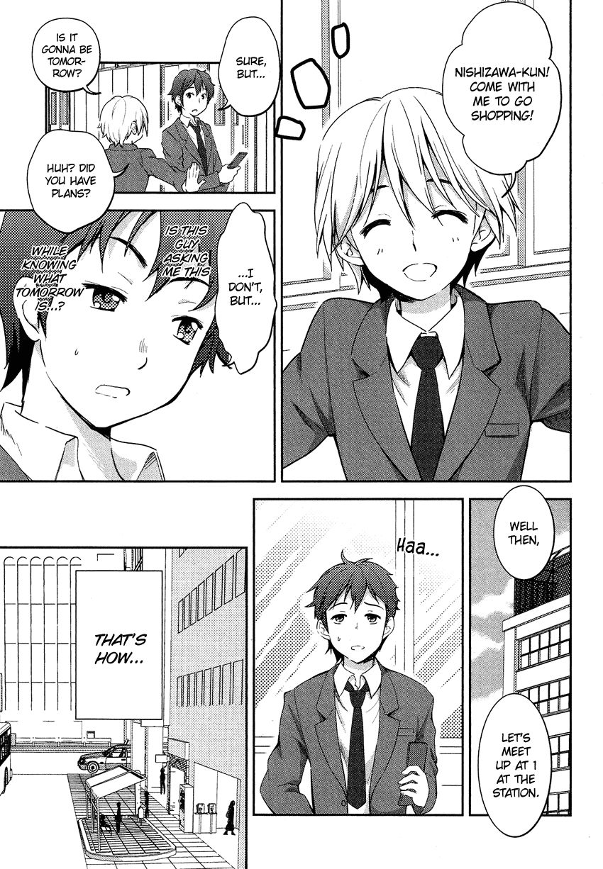 Josou Shounen Anthology Comic 1 Page 2