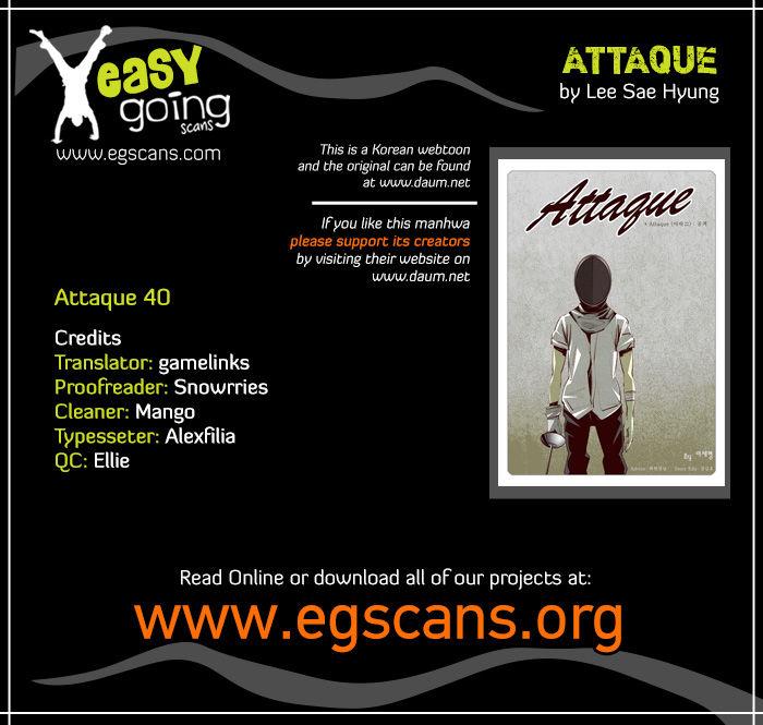 Attaque 40 Page 1
