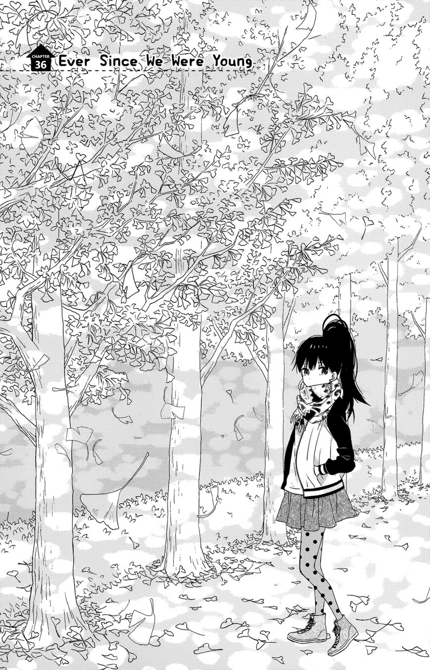 Taiyou No Ie 36 Page 1