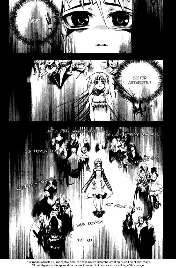 Immortal Regis 31 Page 3