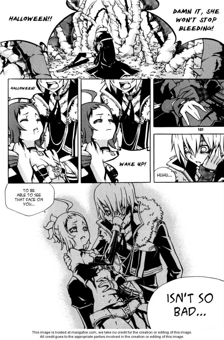 Witch Hunter 29 Page 4