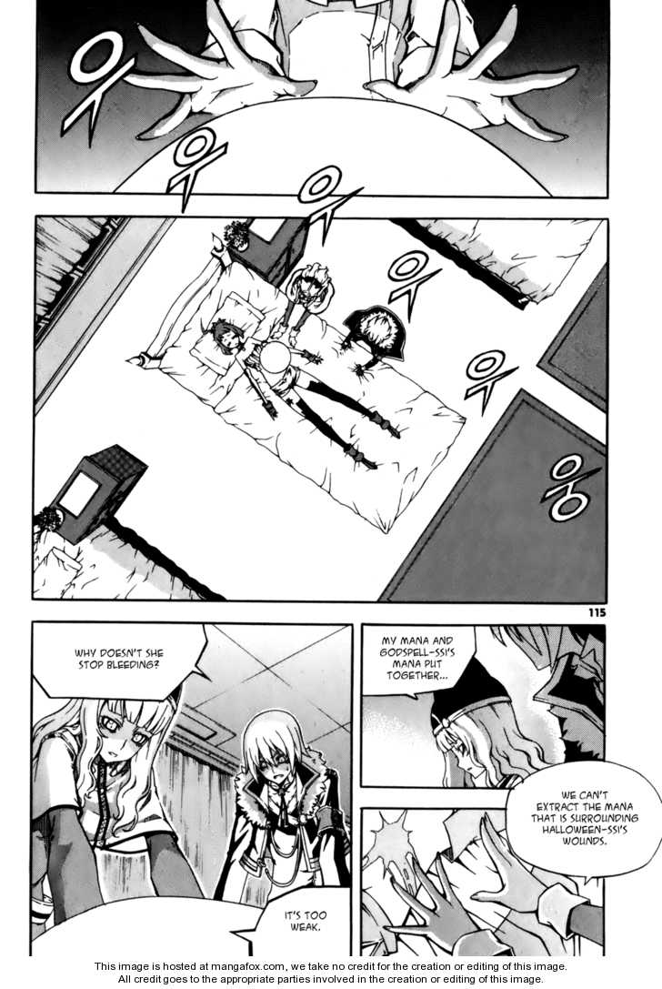 Witch Hunter 30 Page 1