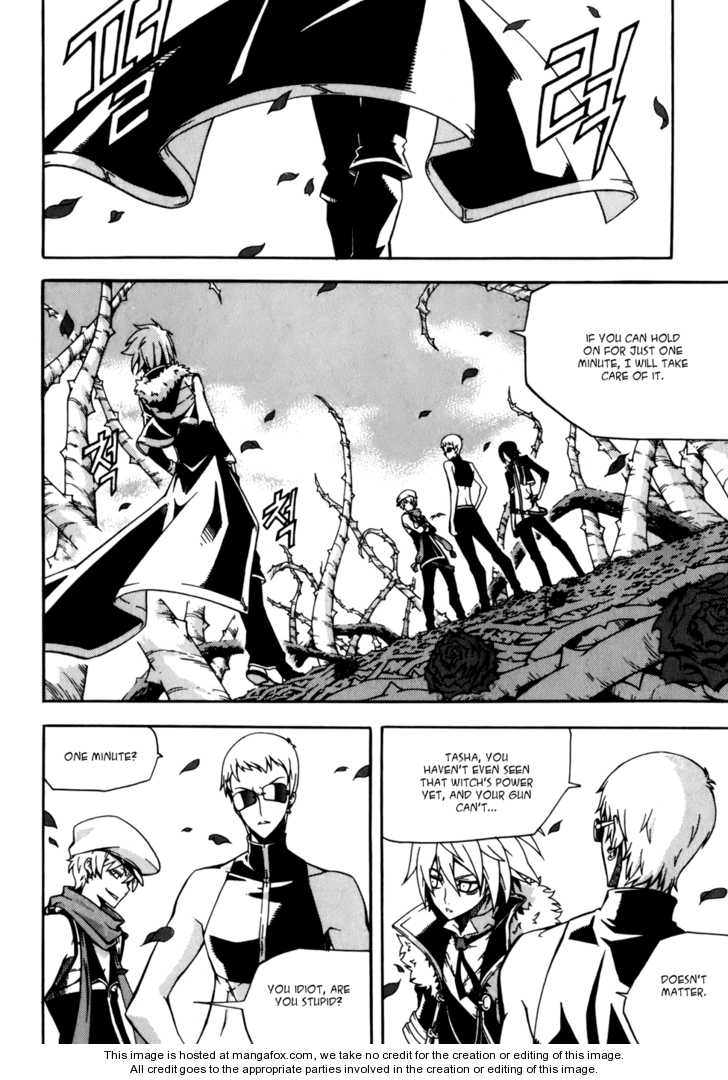 Witch Hunter 31 Page 1