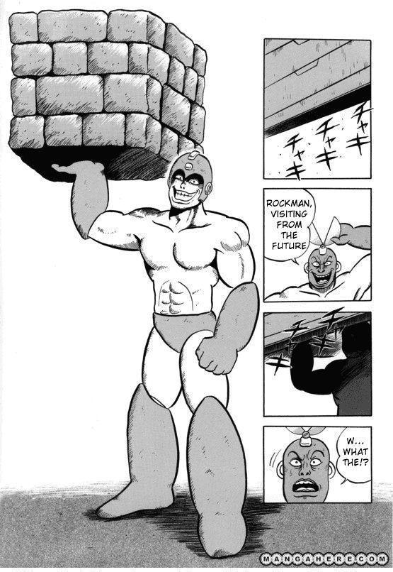 Rockman 0 Page 3
