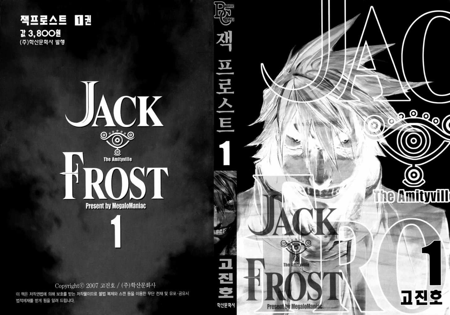 Jack Frost 1 Page 2