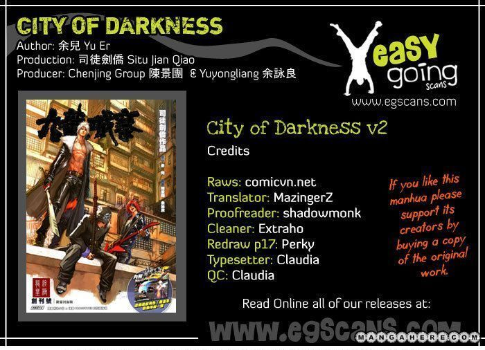 City Of Darkness 2 Page 2