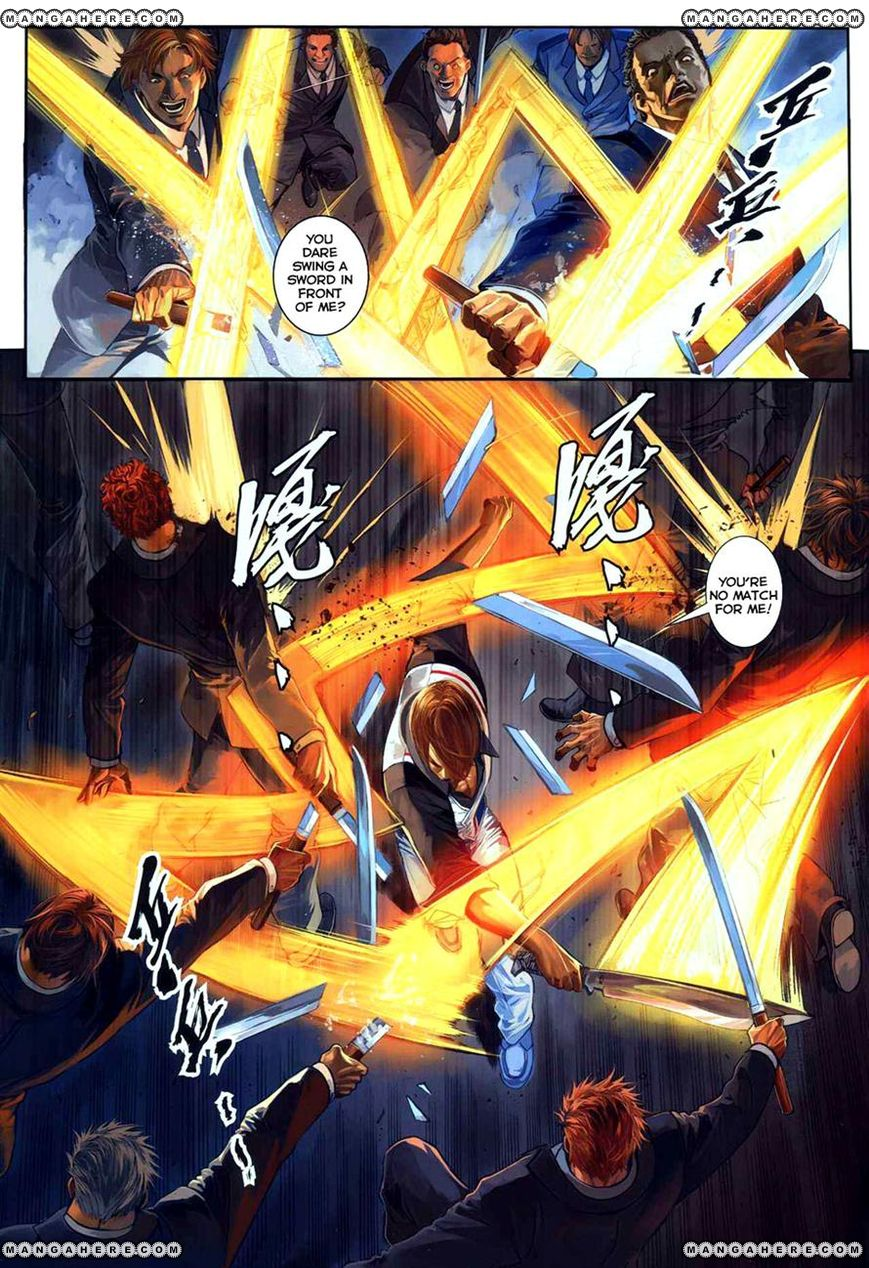 City Of Darkness 12 Page 3