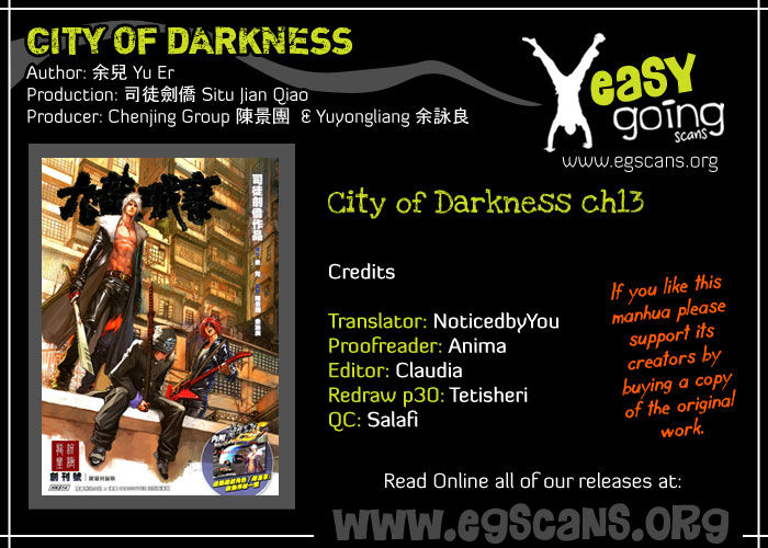 City Of Darkness 13 Page 2