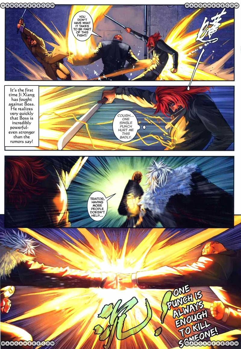 City Of Darkness 14 Page 4