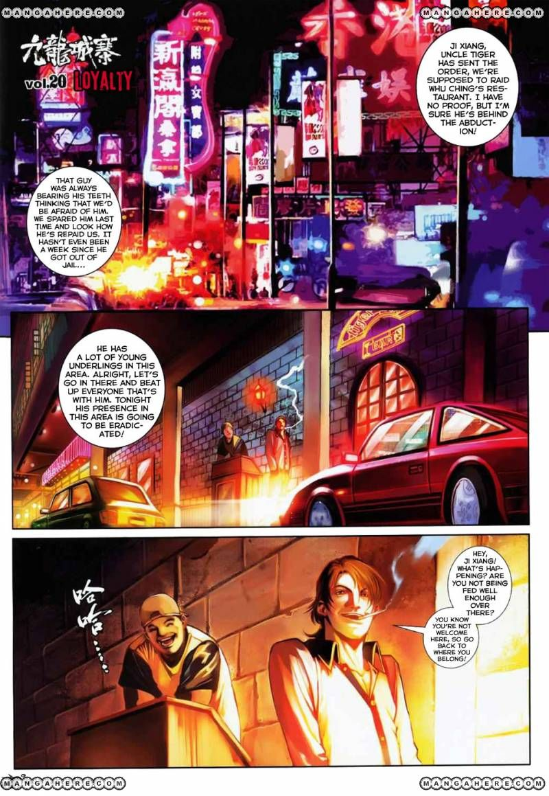 City Of Darkness 20 Page 2