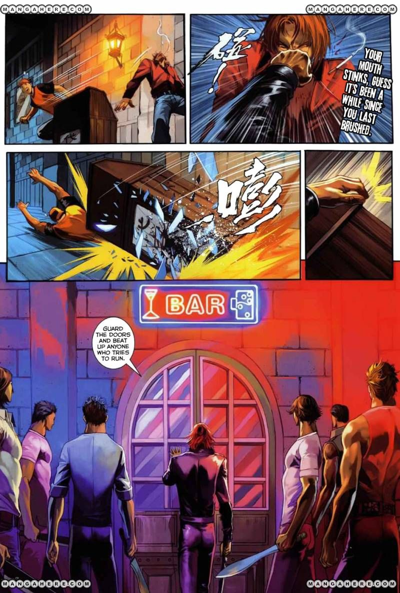 City Of Darkness 20 Page 3