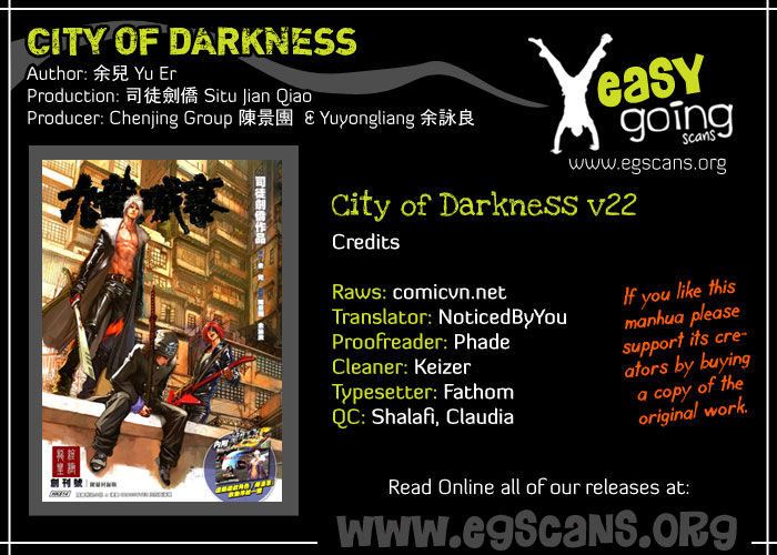 City Of Darkness 22 Page 2
