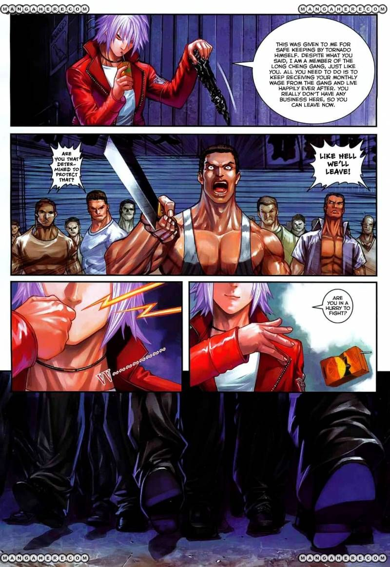 City Of Darkness 34 Page 4