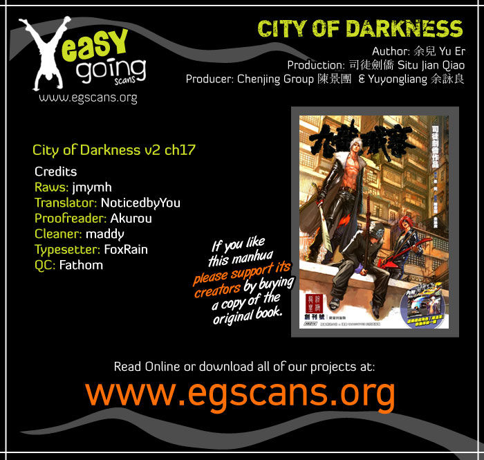 City Of Darkness 49 Page 1