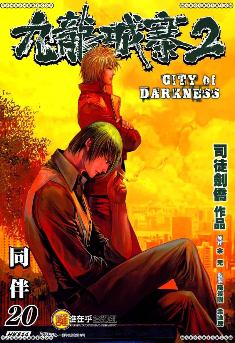 City Of Darkness 52 Page 2