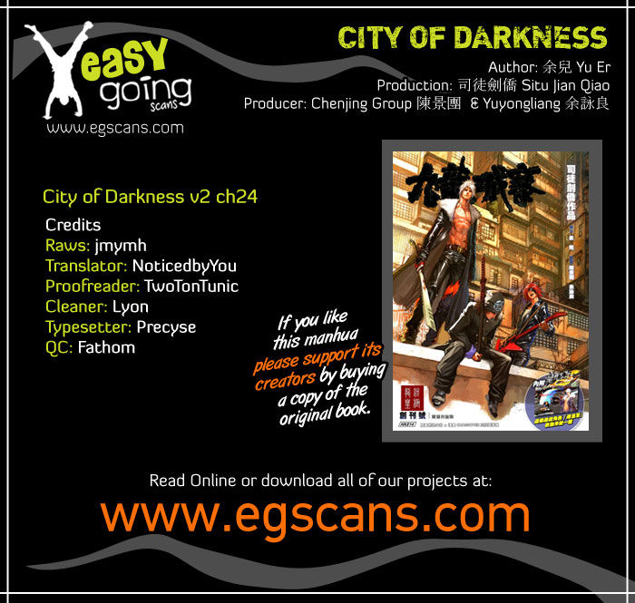 City Of Darkness 56 Page 1