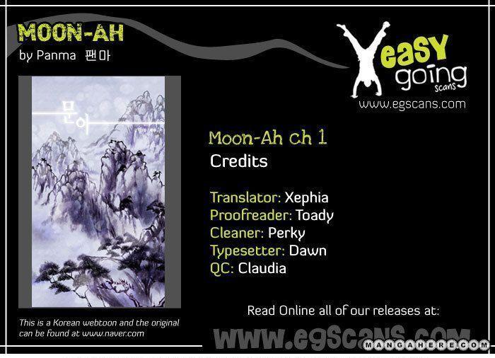 Moon-Ah 1 Page 1