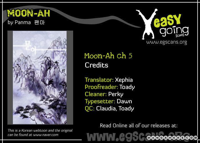 Moon-Ah 5 Page 1
