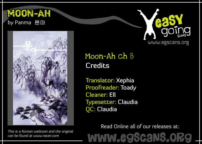 Moon-Ah 8 Page 1