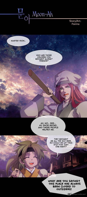 Moon-Ah 10 Page 1
