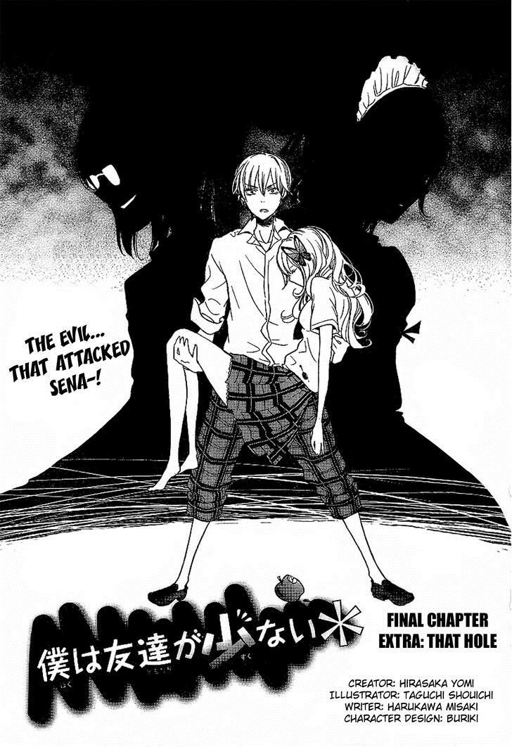 Boku Wa Tomodachi Ga Sukunai Plus 8 Page 2