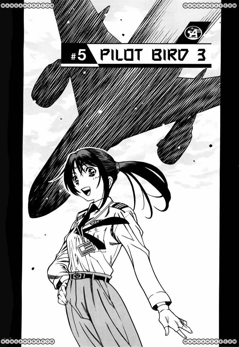 Captain Alice 5 Page 1